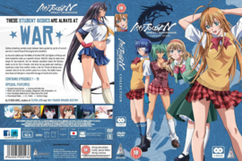 IKKITOUSEN GREAT GUARDIANS DVD SEASON THREE COMPLETE COLLECTION
