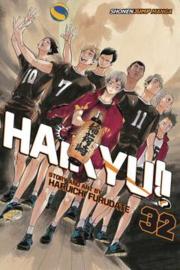 HAIKYU 32