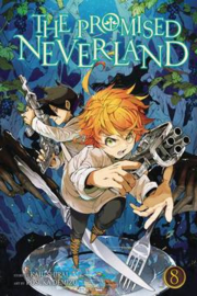 PROMISED NEVERLAND 08