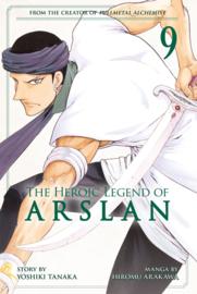 HEROIC LEGEND OF ARSLAN 09