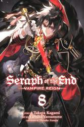 SERAPH OF END VAMPIRE REIGN 08