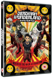 DEADMAN WONDERLAND DVD COMPLETE SERIES