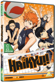HAIKYU DVD COLLECTION ONE