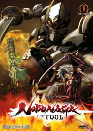 NOBUNAGA THE FOOL DVD COLLECTION ONE