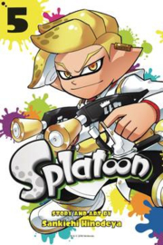 SPLATOON MANGA 05
