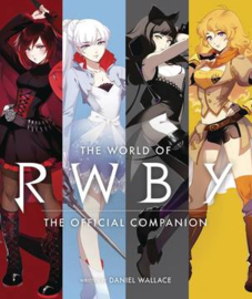 WORLD OF RWBY OFFICIAL COMPANION HC