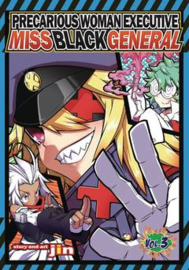 PRECARIOUS WOMAN MISS BLACK GENERAL 03