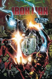 IRON MAN 04 ULTRON AGENDA