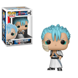 Pop! Animation: Bleack - Grimmjow