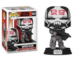 Pop! Star Wars: The Bad Batch - Wrecker