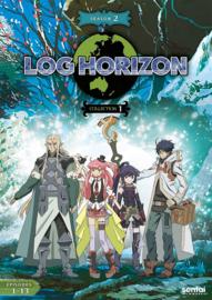 LOG HORIZON DVD SEASON TWO PART ONE