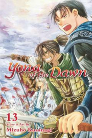 YONA OF THE DAWN 13