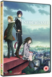 NORAGAMI DVD COMPLETE FIRST SEASON