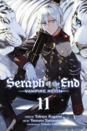SERAPH OF END VAMPIRE REIGN 11
