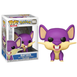 Pop! Games: Pokémon - Rattata