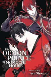 DEMON PRINCE OF MOMOCHI HOUSE 13