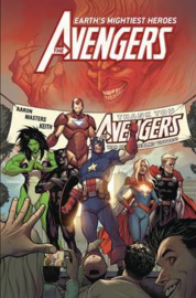 AVENGERS BY JASON AARON 04 WAR OF REALMS