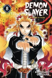 DEMON SLAYER KIMETSU NO YAIBA 08