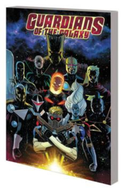GUARDIANS OF THE GALAXY 01 FINAL GAUNTLET