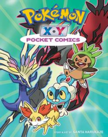 POKEMON POCKET COMICS XY