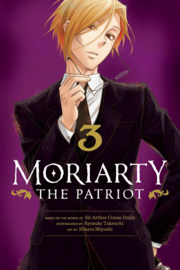 MORIARTY THE PATRIOT 03