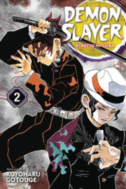 DEMON SLAYER KIMETSU NO YAIBA 02