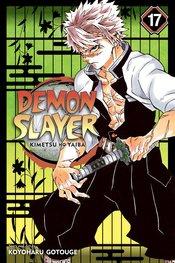 DEMON SLAYER KIMETSU NO YAIBA 17