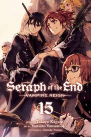 SERAPH OF END VAMPIRE REIGN 15