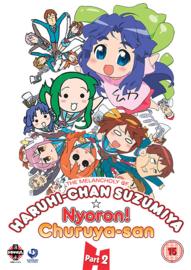 HARUHI-CHAN SUZUMIYA DVD PART TWO