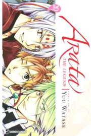 ARATA THE LEGEND 20
