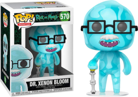 Pop! Animation: Rick and Morty - Dr. Xenon Bloom