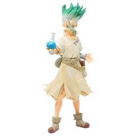 Senku Ishigami Figure - Dr Stone Figure of Stone World