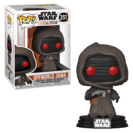 Pop! TV: Star Wars The Mandalorian - Offworld Jawa