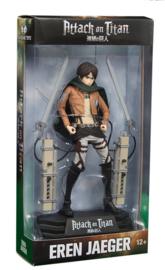 "Attack On Titan Eren Jaeger 7"" Collectible Action Figure (McFarlane Toys)"