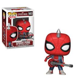 Pop! Games: Marvel - Spider-Man - Spider-Punk