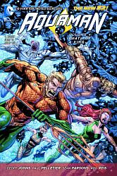 AQUAMAN 04 DEATH OF A KING (N52)