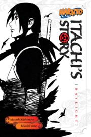 NARUTO ITACHI STORY SC NOVEL 01
