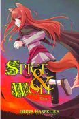 SPICE AND WOLF NOVEL 02