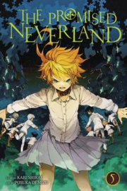 PROMISED NEVERLAND 05