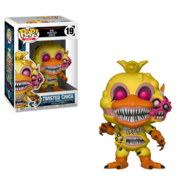 Pop! Books: Five Nights at Freddy's - Twisted Chica
