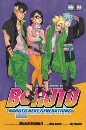 BORUTO 11 NARUTO NEXT GENERATIONS