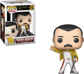 Pop! Rocks: Queen - Freddie Mercury (Wembley 1986)