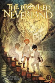PROMISED NEVERLAND 13