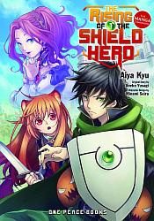 RISING OF THE SHIELD HERO 01