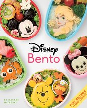 DISNEY BENTO FUN RECIPES FOR LUNCHTIME