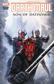 STAR WARS DARTH MAUL SON OF DATHOMIR