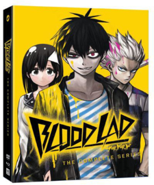 BLOODLAD DVD COMPLETE SERIES