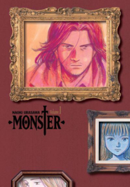 MONSTER 01 PERFECT ED URASAWA