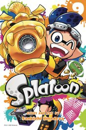SPLATOON MANGA 09