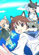 STRIKE WITCHES MAIDENS I/T SKY 02